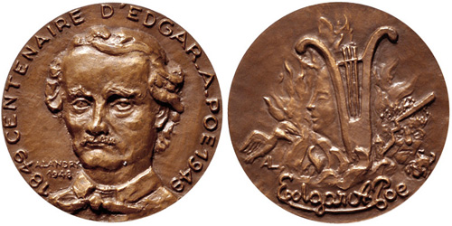 Poe French Medal