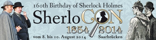 SherloCon 2014