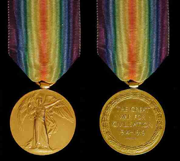 British Victory Medal