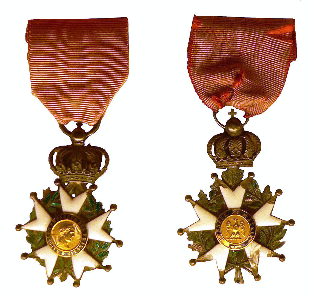 French Legion of Honor - Empire -  Both Sides