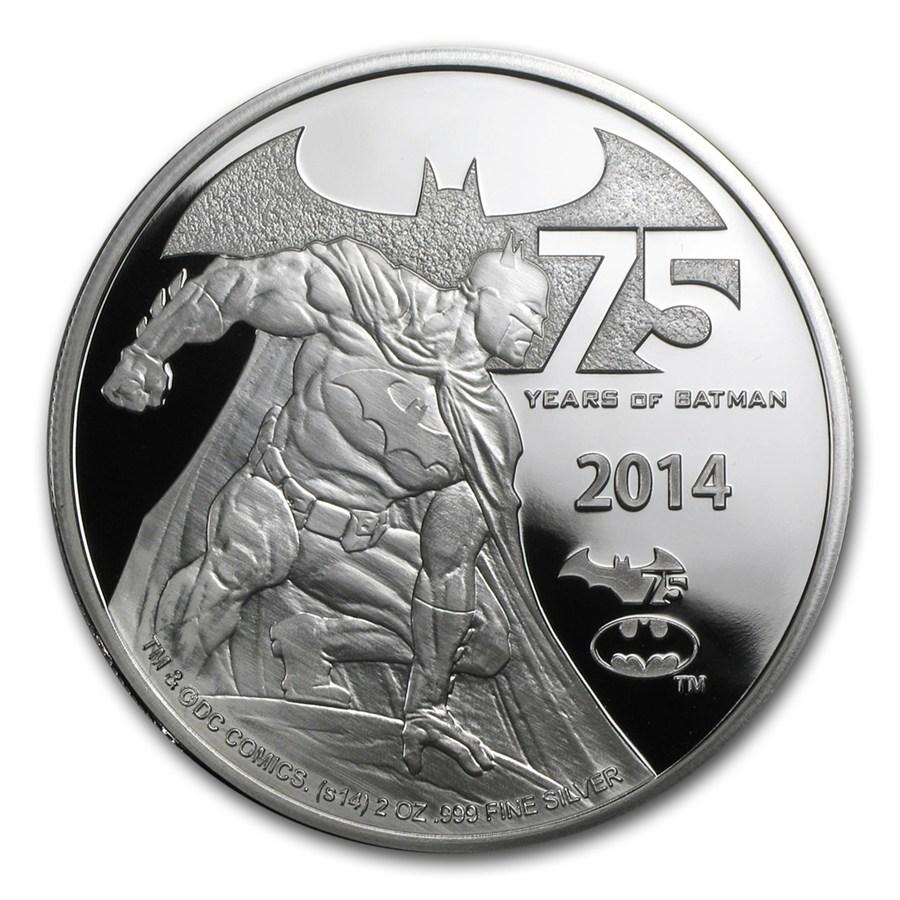 Tag Batman The Fourth Garrideb Numismatics Of