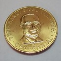 Trivia Answer: Has An BSI Member Been Awarded An Congressional Gold Medal?