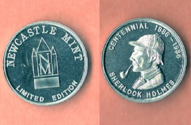 Newcastle Mint Medal