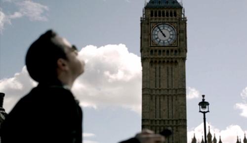 Sherlock Big Ben