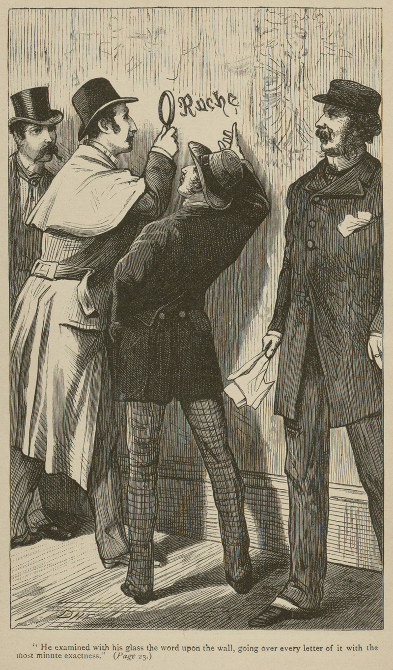 essays on sherlock holmes stories Outline and discuss the characteristics of a in this essay i have covered the general characteristics of a sherlock holmes story all of sherlock holmes essay.