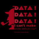 Data! Data! Data! – The Empty House