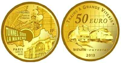 2013 France 50 Euro