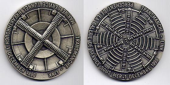 French Chunnel Breakthrough Medal 120190