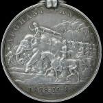 afghanistan medal rev