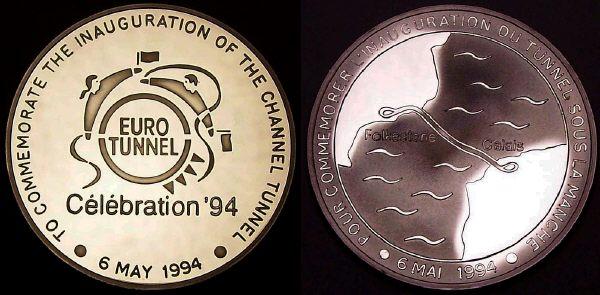 chunnel medal