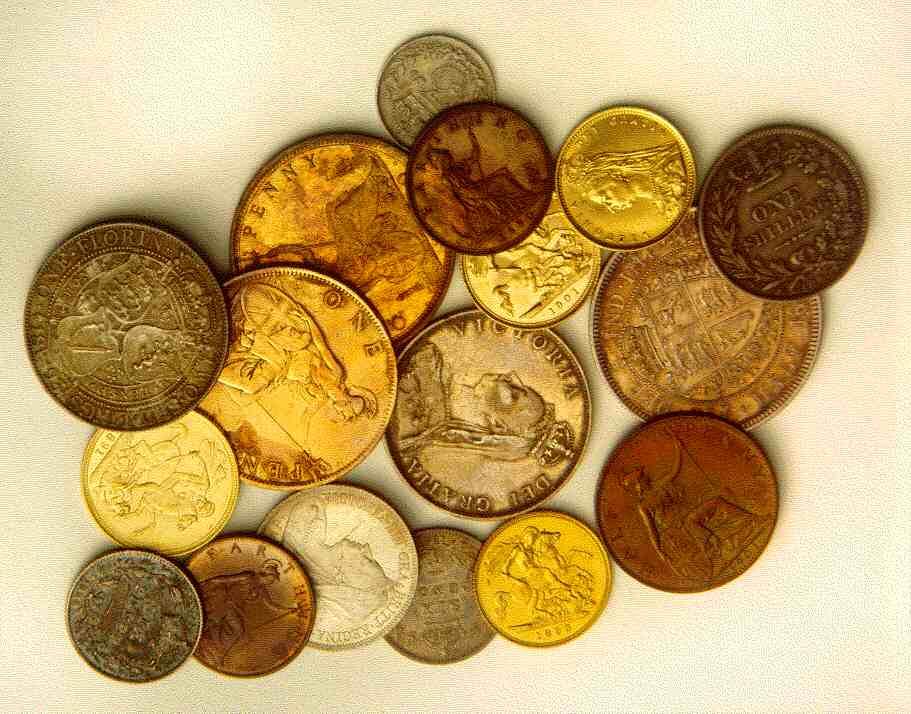 Victorian Coinage | The Fourth Garrideb - Numismatics of Sherlock ...