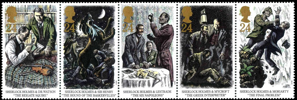 1993 UK SH Stamps