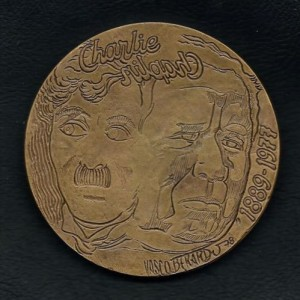 CC 3.9in Medal by Berardo OBV