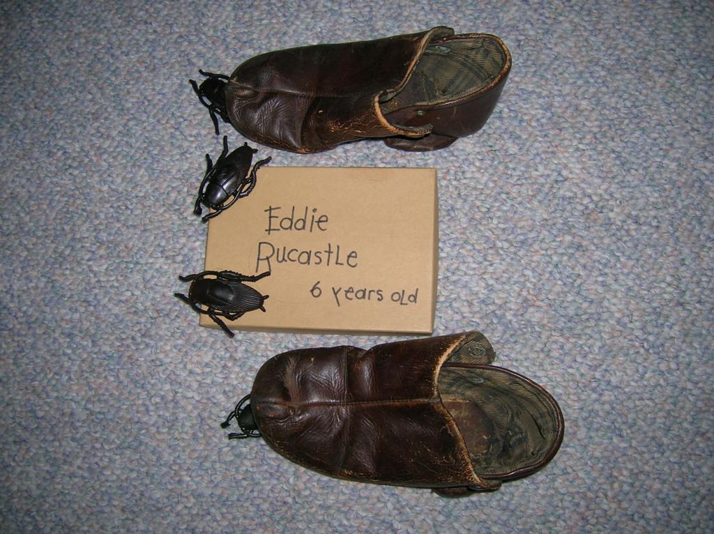 Eddie's Shoes & Roaches
