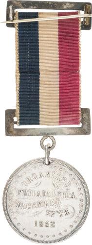 Gideon Welles Medal REV