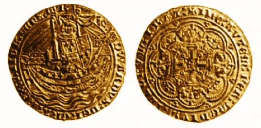 Edward III Noble 1361