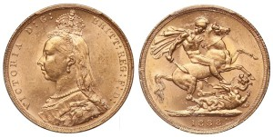 1888 Sovereign