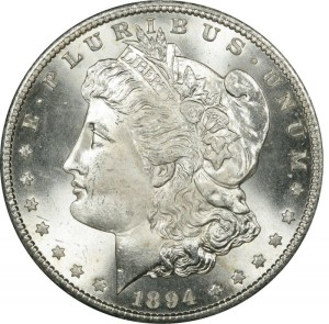 1894 Morgan OBV
