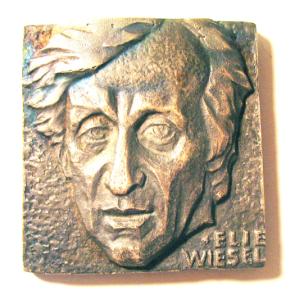 AS 1987 Elie Wiesel OBV