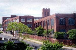 American Bank Note Co. Production Facility - Westchester Avenue in the Bronx, New York City