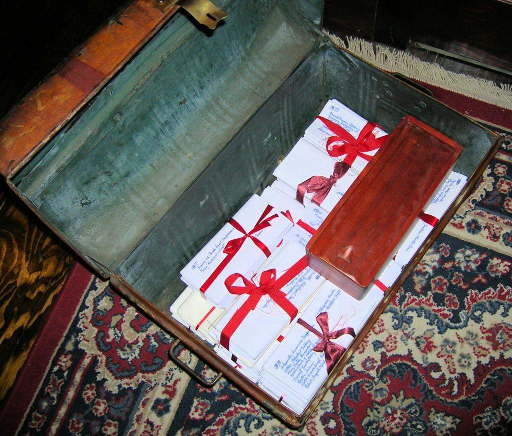 Inside Tin Box-Dobry