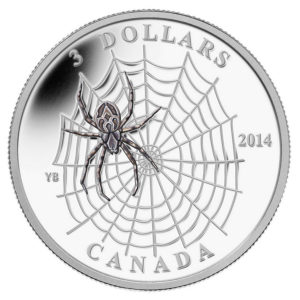 Canadian-spider-coin