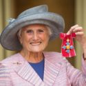 Beryl Vertue, BBC's Sherlock Executive Producer, Honored With CBE