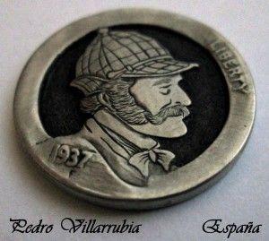 Sherlock Holmes by Pedro Villarrubia