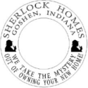 August HolmeWork Assignment: the Sherlock Homes Encased Cent