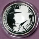 Dick Tracy Disney Rounds REV