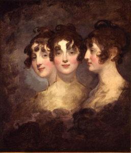 Elizabeth Patterson Bonaparte, portrait by Gilbert Stuart