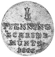 westphalia-1808-pfennig-rev