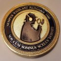 Richmond County (NY) District Attorney Investigation Bureau Challenge Coin
