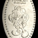 The 2003 Sherlock Mickey Elongated Quarter