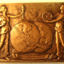 Edgar W. Smith & The 1929 General Motors Export Company Managing Directors' Conference Medal