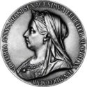 Queen Victoria's Diamond Jubilee Medal