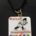 The Watson Investigations Medal from Fiesta San Antonio 2017