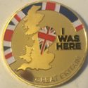 "The Sherlock Holmes ""I Was Here"" Medal"